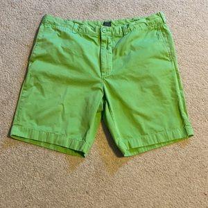 J. Crew men's shorts; size 38